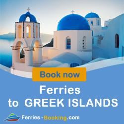 Ferries to Greece and Greek islands - BOOK ONLINE