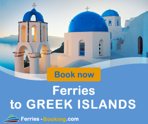 Ferries to Greece and Greek islands, BOOK ONLINE