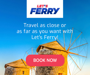 Ferry tickets to Santorini